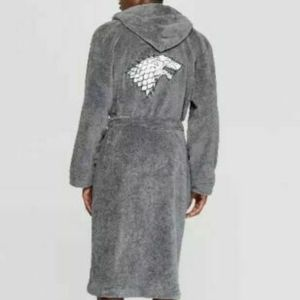 """""""Game of Thrones"""" gray robe"""